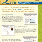 cover of Look 13 newsletter