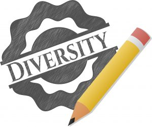 graphic of diversity
