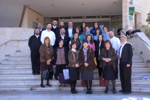 ELAI participants at Lookstein Center