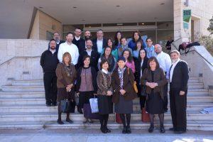 ELAI participants at Lookstein Center