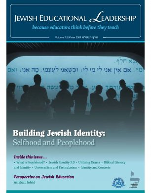JEL 7-2 winter2009 Building Jewish Identity