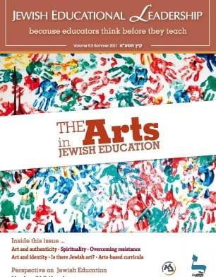 JEL 9-3 summer2011 Arts in Jewish Education
