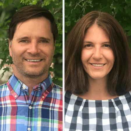 Dr. Sarah Levy & Mark Parmet